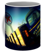 Truck On Route 66 Coffee Mug