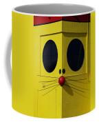 Truly Nolen Rat Coffee Mug