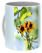 Trumpeting Spring Coffee Mug