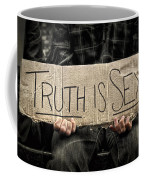 Truth Is Sexy Coffee Mug