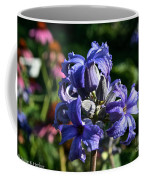 Tube Clematis Blossoms Coffee Mug