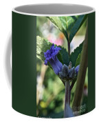 Tube Clematis Coffee Mug