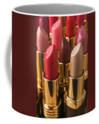 Tubes Of Lipstick Coffee Mug