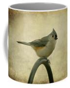 Tufted Titmouse II Coffee Mug