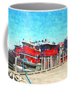 Tugboat Twc Coffee Mug