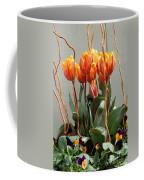 Tulip Arrangement Coffee Mug