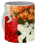 Tulip Flowers Festival Art Prints Floral Baslee Coffee Mug