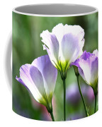 Tulip Gentian Flowers Coffee Mug