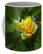 Tulip Poplar Flower Coffee Mug