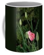 Tulips And Evergreen Coffee Mug