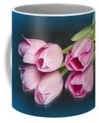 Tulips And Reflections Coffee Mug