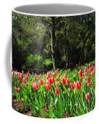 Tulips And Woods Coffee Mug