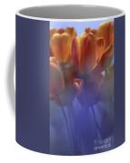 Tulips In Neighbors Garden Coffee Mug