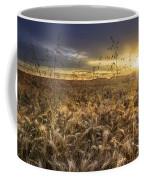Tumble Wheat Coffee Mug