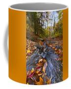 Tumbling Leaves Coffee Mug