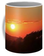 Tundra Sunset Coffee Mug
