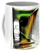 Tunnel Of Colour Coffee Mug