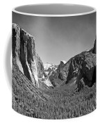 Tunnel View  Coffee Mug