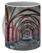 Tunnel With Arches Coffee Mug