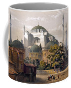 Turkey: Hagia Sophia, 1852 Coffee Mug