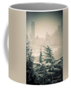 Turret In Snow Coffee Mug