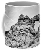 Turret Pano Coffee Mug by Chad Dutson