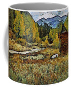 Turrett - Homage Vangogh Coffee Mug