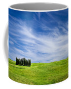 Tuscany Cypress Coffee Mug