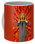 Tv Man Coffee Mug