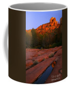 Twilight Cathedral Coffee Mug by Mike  Dawson