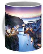 Twilight Glow Staithes Coffee Mug