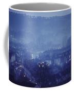 Twilight In Bath, England Coffee Mug