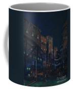 Twilight In Left Field Coffee Mug