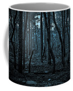 Twilight In The Smouldering Forest Coffee Mug