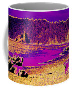 Twilight On La Push Beach Coffee Mug