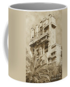 Twilight Zone Tower Of Terror Vertical Hollywood Studios Walt Disney World Prints Vintage Coffee Mug