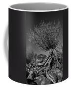 Twisted Beauty - Bw Coffee Mug