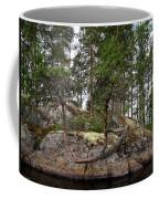 Twisted Pine Coffee Mug