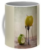Two Apples Coffee Mug