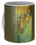 Two Bicyles Coffee Mug