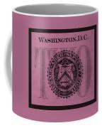 Two In Light Pink Coffee Mug
