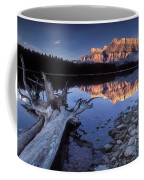 Two Jack Lake Banff Canada Coffee Mug
