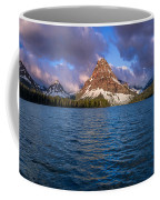 Two Medicine Morning Panorama Coffee Mug