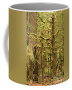 Waltzing In The Rainforest Coffee Mug