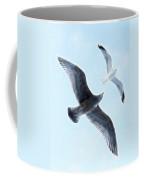 Two Seagulls Coffee Mug