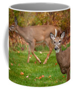 Two Visitors Coffee Mug