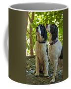 Two Wet Puppies Coffee Mug