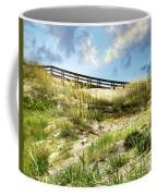 Tybee Island Dunes No.2 Coffee Mug