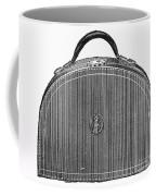 Typewriter Case, 1889 Coffee Mug
