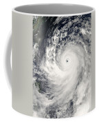 Typhoon Man-yi Coffee Mug